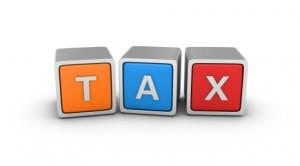 tax block letters