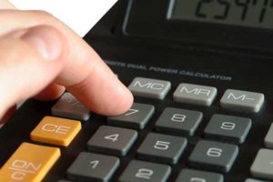 calculating amortization