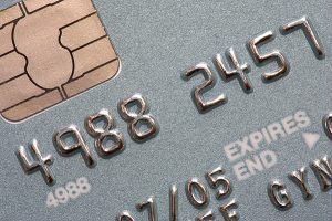 EMV Smart credit cards