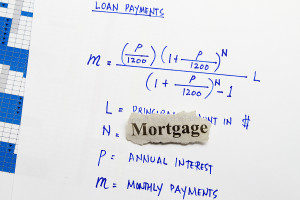 mortgage lien