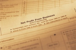 net profit tax form