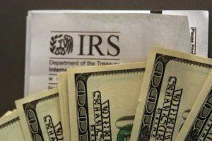 IRS Form 1099K