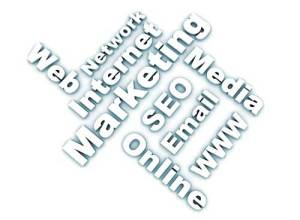 inernet marketing words puzzle