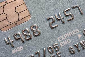 EMV Smart credit cards