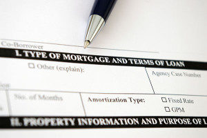 Fixed Rate Mortgage loan